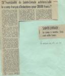 Le camp à vendre : 300 000 francs - La Dépêche du Midi du 19 novembre 1977