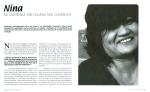 «Nina : le bonheur…» - Ancrage - Juillet 2007 (1)