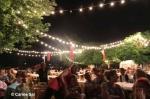Une vraie fête avec des lampions…