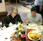 Jean Obenans et C. Tao