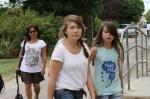 Loan Tran Thi My et ses filles