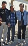 Roland Tao, Raoul Lamy, Jean-Paul Cuvé