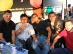 Steve Lamy-Bee, Krongsak, Bruce Lamy, R. Lamy, Alex. Lamy