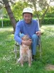 Bay Fernand et son chien
