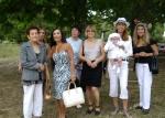 La famille Tao et la tante Angèle