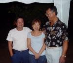 Robert Sylvain, Michelle Bé, M. Lomet