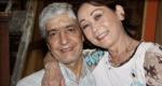 Anna Cazes et son mari