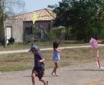 Atelier cerf-volant pour les enfants