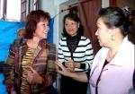 Colette Barat, Tuyetsinh Nguyen, Paulette Lamy