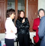Jacqueline Lamy, Françoise Pham, Jean-Pierre Litoff