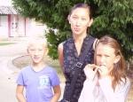 Les enfants de S. Weiss