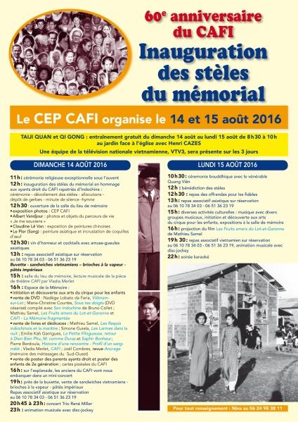 CEP Affiche août 2016